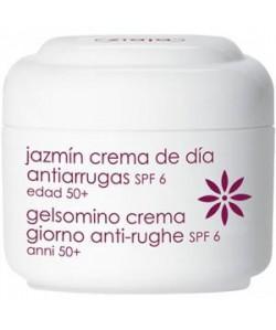 Jazmin crema facial de día antiarrugas SPF6