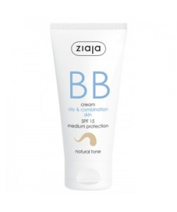 BB cream pieles grasas y mixtas SPF15 Tono Natural