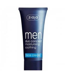 Crema facial para hombres SPF6