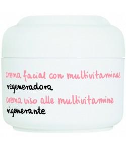 Multivitaminas crema facial hidratante