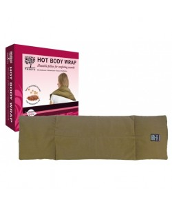 Almohada multifuncional térmica de Semillas de lino