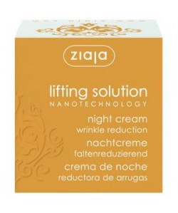 Lifting Solution crema de noche reductora de arrugas