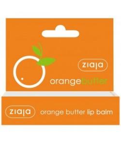 Manteca de Naranja bálsamo labial