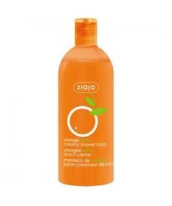 Manteca de Naranja jabón cremoso de baño